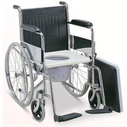 Upto 50% Discount on Imported Wheel Chair With Commode at Healthgenie.