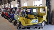 gem e rickshaw fiberglass body