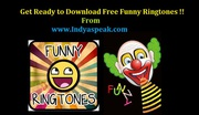 Download Funny Ringtones in Hindi for Smartphones