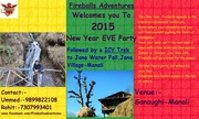 New Year Party Bash- Naggar,  Manali (Sanoughi)