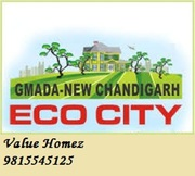 Ecocity new Chandigarh, Mullanpur plots on resale