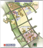 Omaxe plots on sale in New Chandigarh, Mullanpur at very low prices