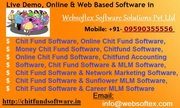 Chitfund,  Chit Fund MLM Software,  Chit Fund Networking Software