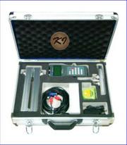Clamp On Portable Ultrasonic Flow Meter