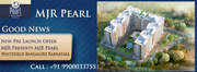 MJR Pearl   Bangalore apartment's builders