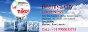 Bhartiya City Flats for sale hebbal Bangalore