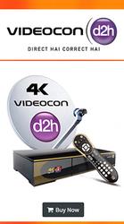 Buy online Dish tv,  Dth India,  Mdu,  Tata Sky,  Big Tv at best price