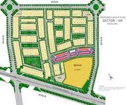 Emaa Mgf 300gajj. Residential Plot For Sale sec 105 Mohali