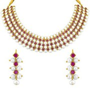#sparsh Collection Get 20% Off on Pearl Jewellery