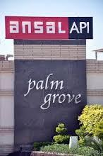 ansal api PALM GROOVE 3bhk flats for resale in sec 115 mohali
