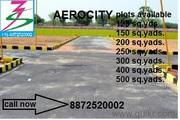 200 gajj. aerocit plots for resale in mohali