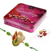 Online Rakhi Gifts & Flowers to Bangalore