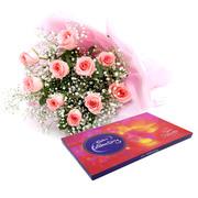 Raksha Bandhan Gifts & Flowers to Bangalore