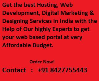 Virtual Hosting Service
