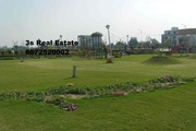 250 gajj park facing Residential plot sec 114 mohali