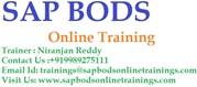 Online SAP BODS Course 9989275111