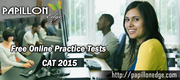 CAT Online Preparation and Free Mock Tests