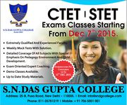 Best CTET Coaching Classes In Delhi