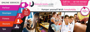 Femaleadda.com - Parlour,  Spa,  Boutique,  Fitness and Doctors in Delhi