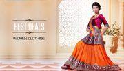 Enjoybazaar: Indian Dresses Online