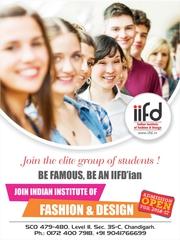 Best institute of Fashion & Design in Chandigarh