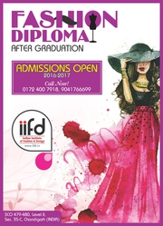 Fashion designing Diploma/Degree institute in chandigarh