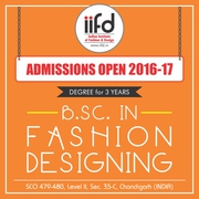 Fashion designing Diploma/Degree courses in chandigarh