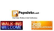 Today Walkins,  Job Notifications