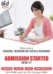 Fashion Design institute - Admission Open