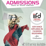 Indian institute of fashion & design - Admission open