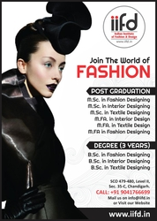 Admission open in top fashion designing Institute chandigarh