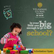 Velammal Global School – Pioneer in Quality Education