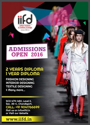 Fashion designing courses in Chandigarh - Admission open