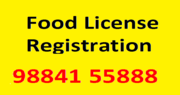 NUMBER ONE IN FOOD LICENSE REGISTRATION ON CHETPET