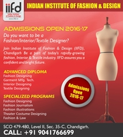 Fashion Design college in chandigarh