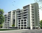 3bhk  Luxuries flat in 39 lac , Mohali