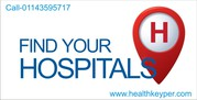 Hospitals in Delhi | Find Hospitals in Delhi | List of Hospitals in De