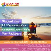 Best Student Visa consultant in Punjab