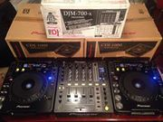 Dj Mixer Pioneer XDJ-RX 2-Channel DJ Controller - 24-bit/48kHz - USB