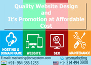 website development by SNS SYSTEM PVT.LTD