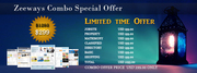 Combo Offer Grab big Opportunity for all Zeeways Products..
