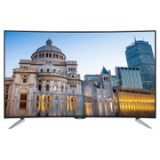 Panasonic VIERA TX-55CR430B 55 Inch Ultra HD 4K Curved Smart 3D LED TV