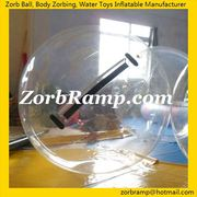 human hamster ball water walker for sale | ZorbRamp.com