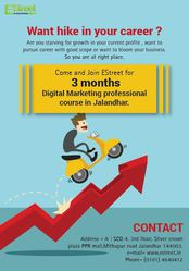 digital marketing training in jalandhar