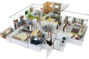 High Quality 3d Architecture and 3d Modeling Services in Chandigarh