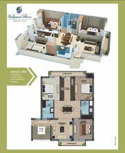 3bhk bollywood floor, sector 113, kharar