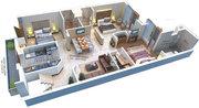 Gbp crest  1410 sq.yd
