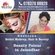 Best Beauty Parlour in Jalandhar