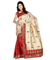 Chanderi Sarees – Mirraw