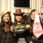 Photo Booth Props for Wedding Jalandhar call Amy Events, Food ... -